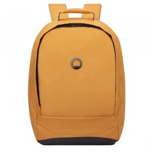 Delsey Securban Rugzak 15.6'' yellow backpack