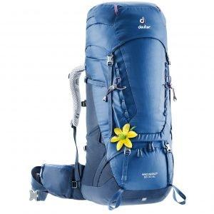 Deuter Aircontact 50 + 10 SL Backpack steel/midnight backpack