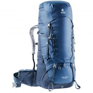 Deuter Aircontact 65 + 10 Backpack midnight/navy backpack