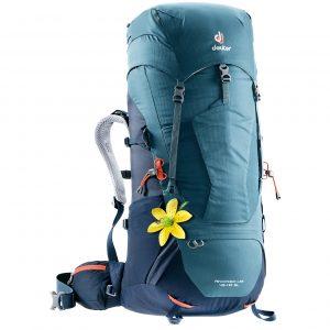 Deuter Aircontact Lite 45+10 SL Backpack arctic / navy backpack