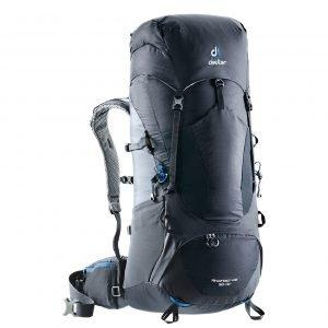 Deuter Aircontact Lite 50+10 Backpack black / graphite backpack