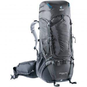 Deuter Aircontact Pro 60 + 15 graphite/black backpack