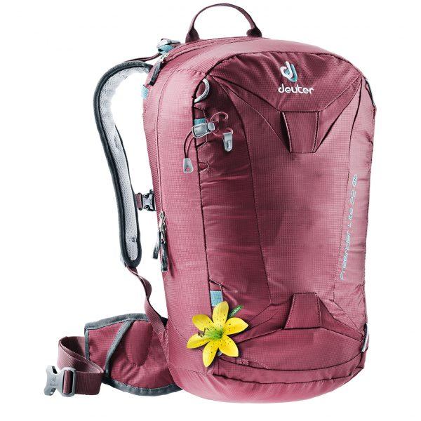 Deuter Freerider Lite 22 SL Daypack maron backpack