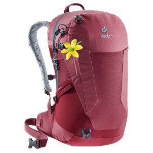 Deuter Futura 22 SL Backpack cardinal / cranberry backpack