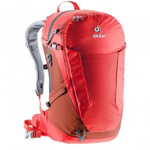 Deuter Futura 24 Backpack chili/lava backpack