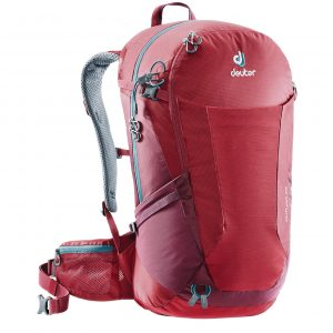 Deuter Futura 28 Backpack cranberry / maron backpack