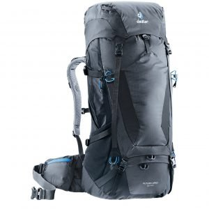 Deuter Futura Vario 50+10 Backpack graphite / black backpack