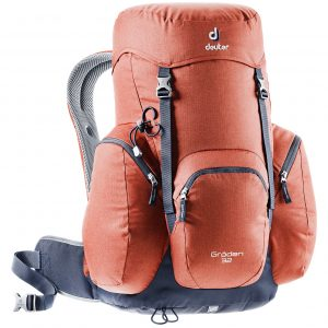 Deuter Groden Backpack 32 lava/navy backpack