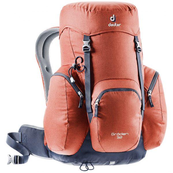 Deuter Groden Backpack 32 lava/navy backpack