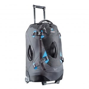Deuter Helion 60 Travel Backpack black / ocean Reistas