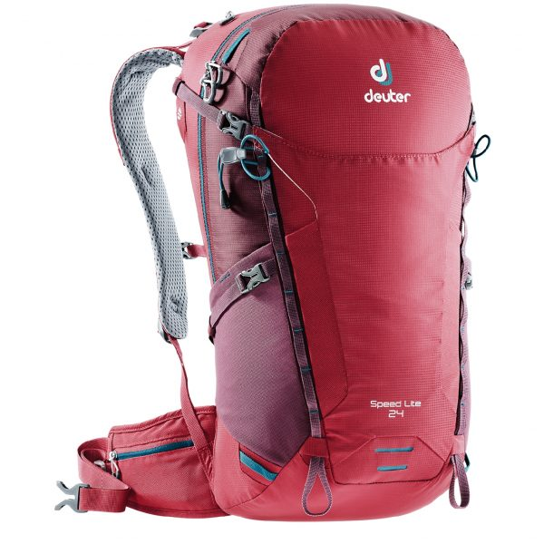 Deuter Speed Lite 24 Backpack cranberry / maron backpack