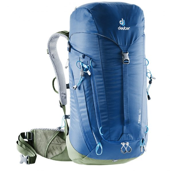 Deuter Trail 30 Backpack steel/khaki backpack