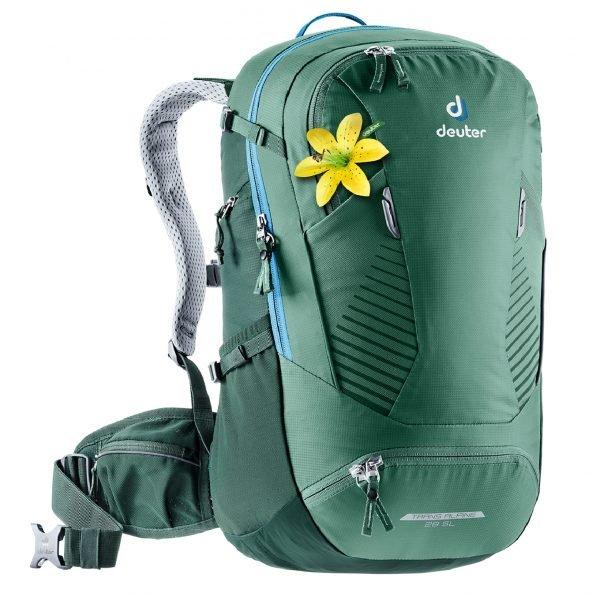 Deuter Trans Alpine 28 SL Backpack seagreen/forest backpack
