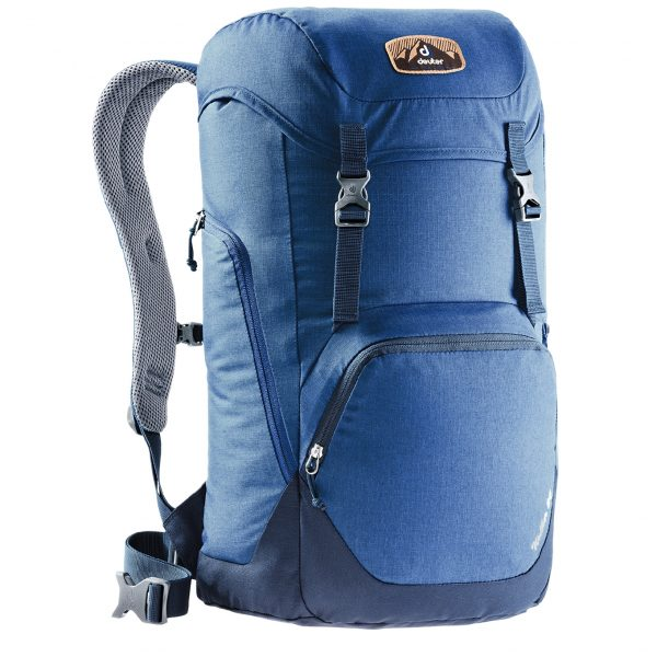 Deuter Walker 24 Daypack steel/navy backpack