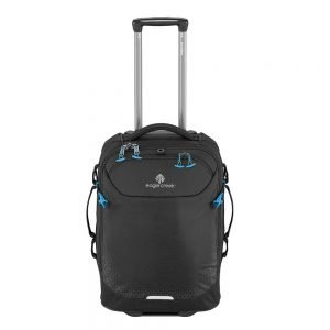 Eagle Creek Expanse Convertible International Carry-On black Handbagage koffer Trolley