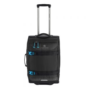 Eagle Creek Expanse Wheeled Duffel International Carry On black Handbagage koffer Trolley