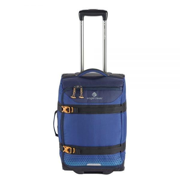 Eagle Creek Expanse Wheeled Duffel International Carry On twilight blue Handbagage koffer Trolley