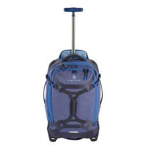 Eagle Creek Gear Warrior Wheeled Duffel International Carry On artic blue Handbagage koffer Trolley