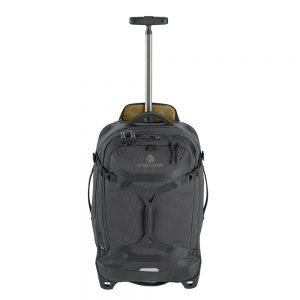 Eagle Creek Gear Warrior Wheeled Duffel International Carry On jet black Handbagage koffer Trolley