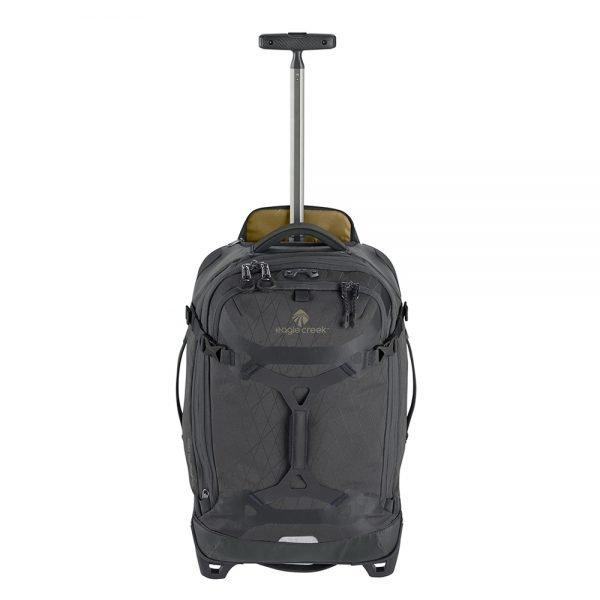 Eagle Creek Gear Warrior Wheeled Duffel International Carry On jet black Handbagage koffer Trolley