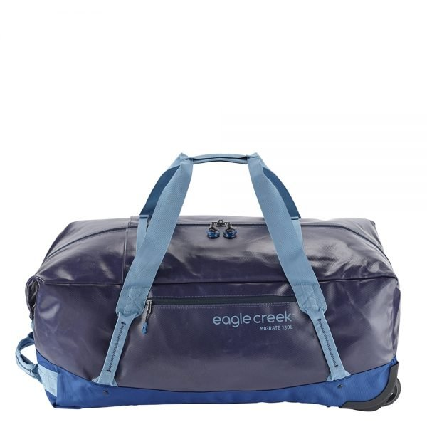 Eagle Creek Migrate Wheeled Duffel 130L artic blue Trolley Reistas