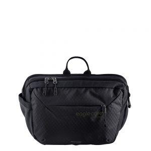 Eagle Creek Wayfinder Crossbody jet black backpack