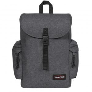 Eastpak Austin + Rugzak black denim backpack