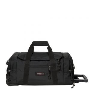 Eastpak Leatherface + Reistas S black Handbagage koffer Trolley