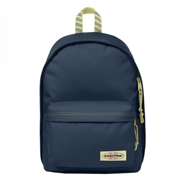 Eastpak Out Of Office Rugzak blakout stripe icy backpack