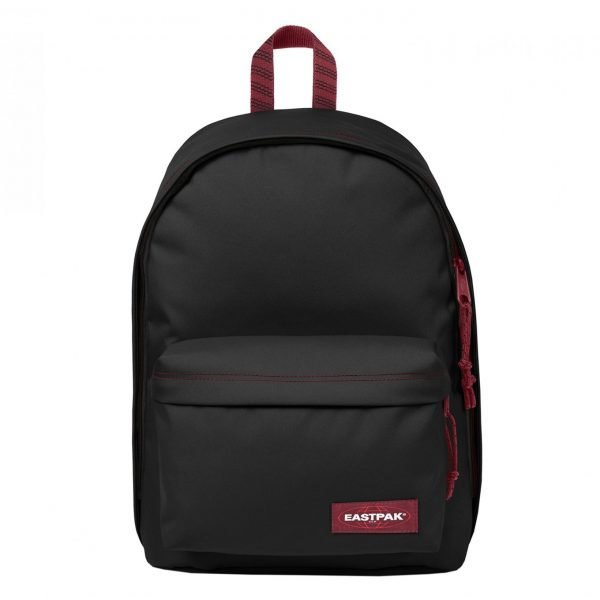 Eastpak Out Of Office Rugzak blakout stripe red backpack