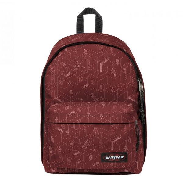 Eastpak Out Of Office Rugzak blocks brisk backpack