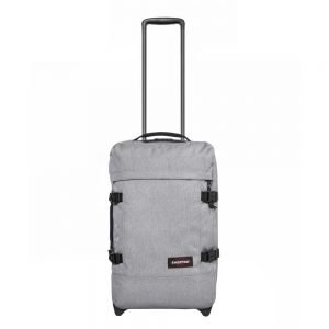 Eastpak Strapverz Trolley Backpack S sunday grey Handbagage koffer Trolley