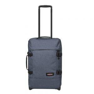 Eastpak Tranverz S crafty jeans Handbagage koffer Trolley