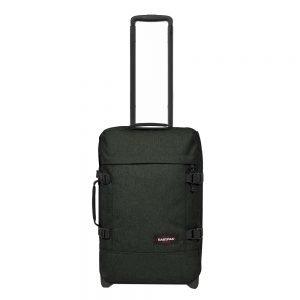 Eastpak Tranverz S crafty moss Handbagage koffer Trolley