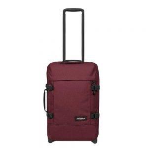 Eastpak Tranverz S crafty wine Handbagage koffer Trolley