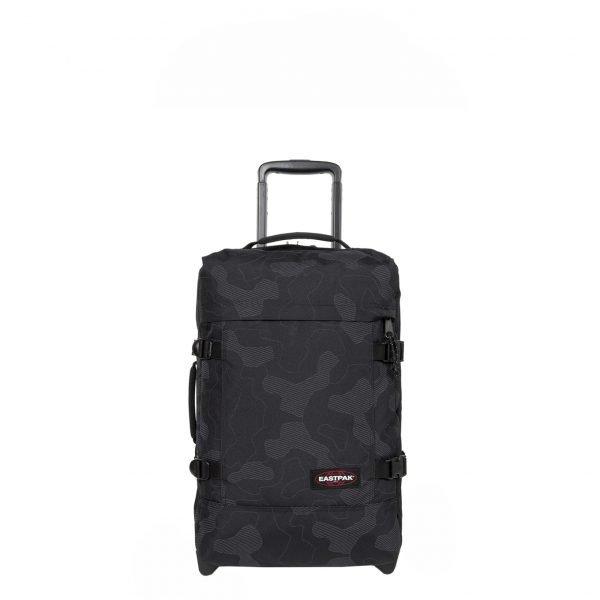 Eastpak Tranverz S reflective camo black Handbagage koffer Trolley
