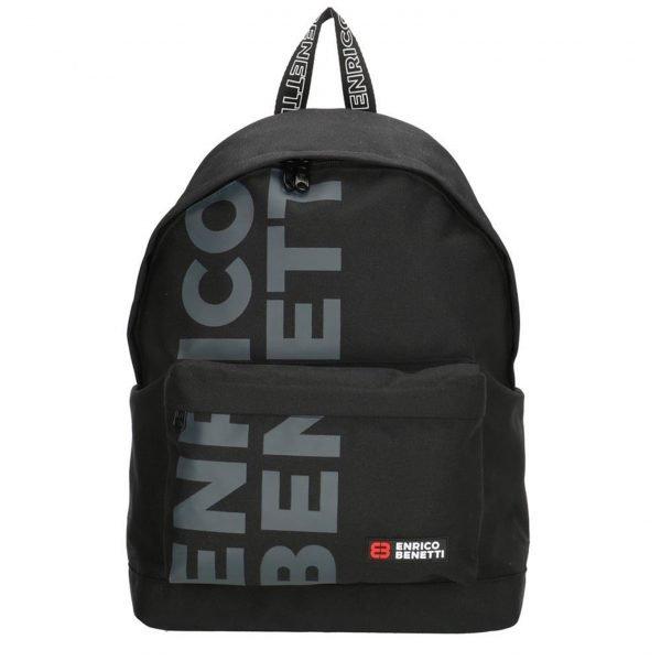 Enrico Benetti Amsterdam City Rugtas 14'' zwart2 backpack