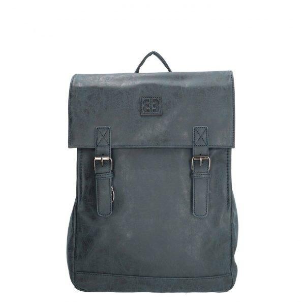 "Enrico Benetti Ardèche Laptoprugzak 13"" blauw backpack"