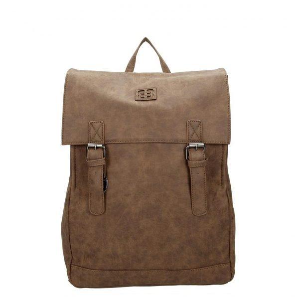 Enrico Benetti Ardeche Rugtas 13'' bruin backpack