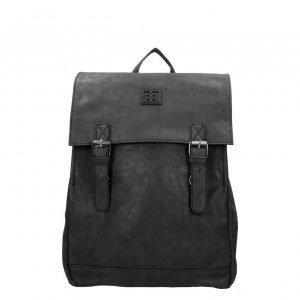 Enrico Benetti Ardeche Rugtas 13'' zwart backpack