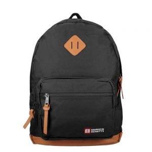 "Enrico Benetti Brasilia Laptop Rugzak 15.6"" black backpack"