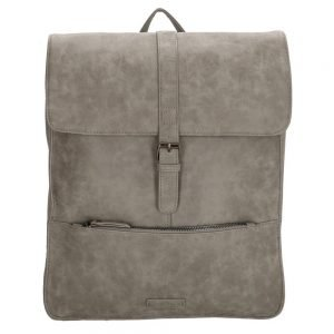 """Enrico Benetti Kate Rugtas 15"""" mid grey backpack"""