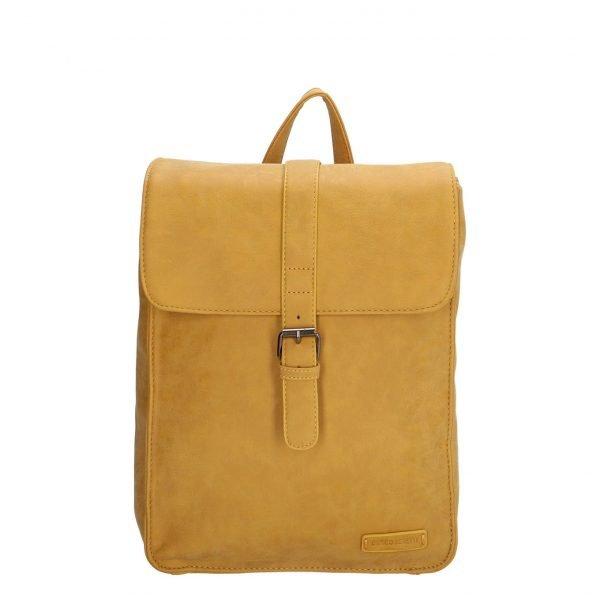 Enrico Benetti Rugtas okergeel II backpack