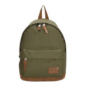 Enrico Benetti Santiago Rugzak olive backpack