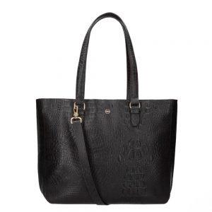 FMME. Caithy 13.3 Workingbag Croco black