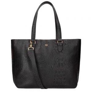 FMME. Caithy 15.6 Workingbag Croco black