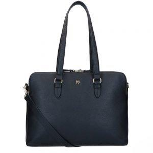 FMME. Charlotte 13.3 Workingbag 3 Pockets Grain black