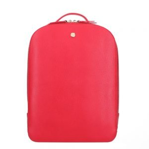 FMME. Claire 13.3 Backpack Grain red backpack