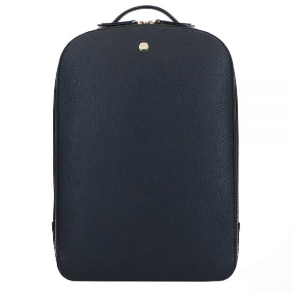 FMME. Claire 15.6 Backpack Grain black backpack