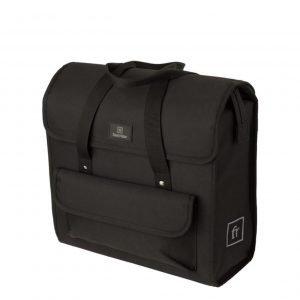 Fastrider Shopper Luxe Fietstas zwart
